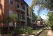 Chambre avec grands rangements de l'appartement FT3 à vendre en Floride
