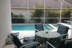 piscine de villa meublee a la vente parfait pour investissement locatif en floride