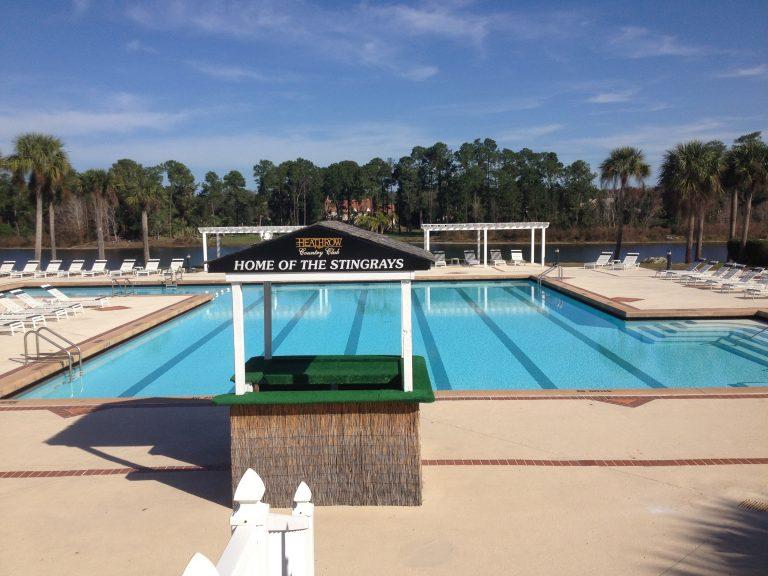 piscine résidence de condos lake mary à orlando