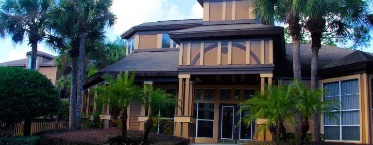 magnifique club house et partie commune du condo PO1 a la vente en floride