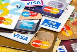 Cartes de crédits américaines permettant de créer un historique de crédit.