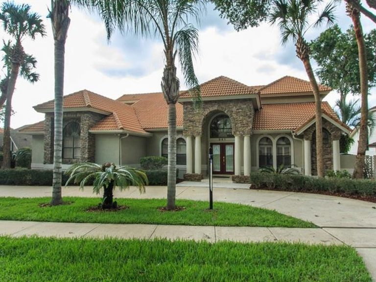 villa en Floride