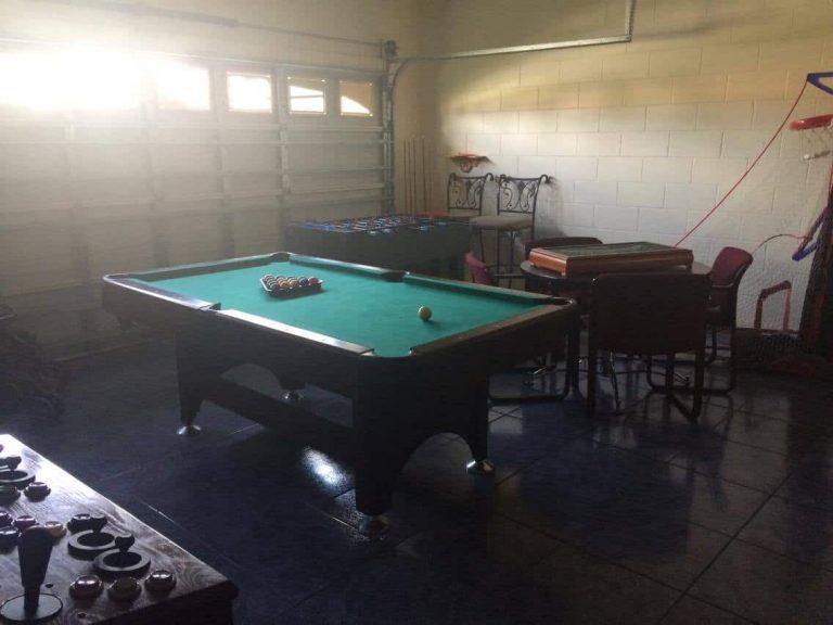 salle de bain de la chambre d'amis de la villa meublée vm4 a vendre en Floride avec Auxandra