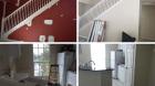 images avant apres renovation d'un appartement par Auxandra