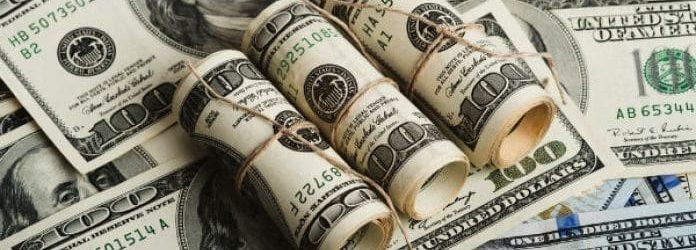 quel est le revenu moyen des américains en dollars