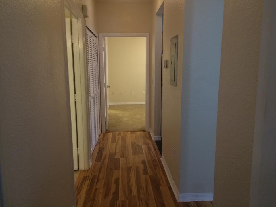 appartement-floride-orlando-FT3-couloir - Auxandra
