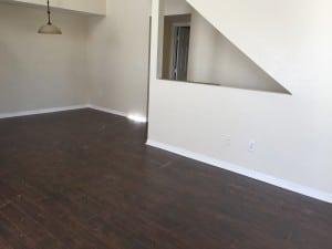 Appartement refait à neuf avec parquet au sol en Floride