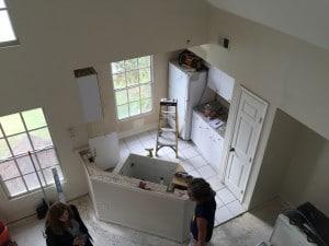 rénovation d'un appartement en Floride blog Auxandra
