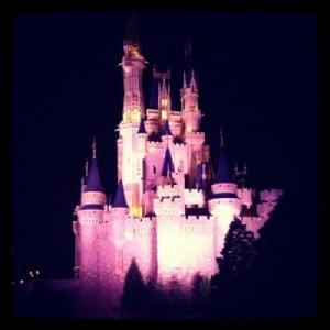 le chateau de cendrillon magic kingdom orlando blog auxandra floride