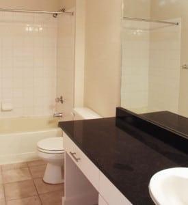 deuxieme salle de bain du condo a vendre MD2 en floride