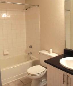 salle de bain du condo a vendre MD2 en floride