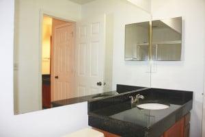 salle de bain du condo CP2 a la vente a orlando en floride