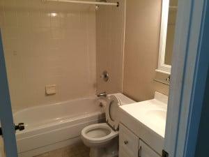 salle de bain du condo a la vente LMH1 a orlando en floride