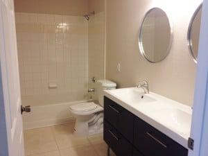 salle de bain du condo a la vente SB2 a orlando en floride