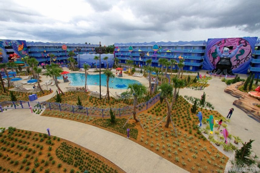 hotel disney art resort a kissimmee