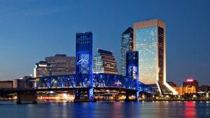 Jacksonville en Floride