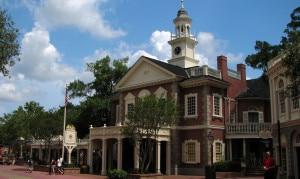 Liberty Square au Magic Kingdom de Walt Disney World