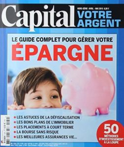 couverture magazine Capital mai 2015 hors serie