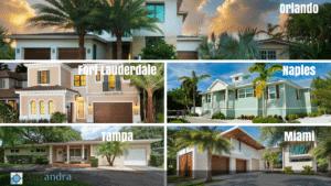 découvrez les types de maisons à vendre en Floride