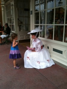 Mary poppins a magic kingdom orlando investir en floride