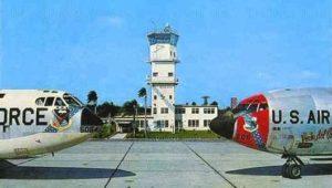 La base militaire McCoy à Orlando dans les années 1960