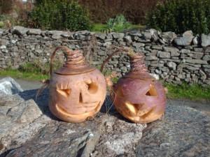 Navets d'Halloween Irlandais