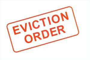 ordre d'eviction d'un locataire en Floride ou aux USa