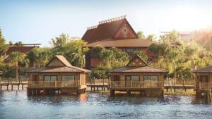 Villas de vacances dans l'hôtel Disney Polynesian à Orlando