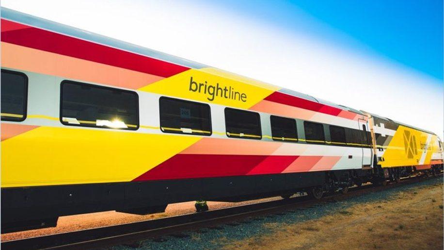 Bientôt un TGV pour relier Miami à Orlando
