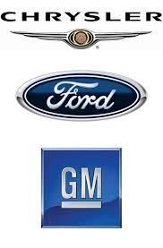 les 3 grandes entreprises automobiles aux USA