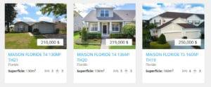 immobilier en vente en Floride