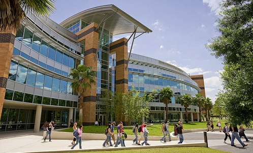 Université UCF d'Orlando en Floride