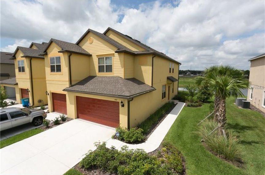 maisons mitoyenne à vendre en Floride