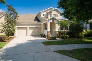 maison en Floride avec deux garages