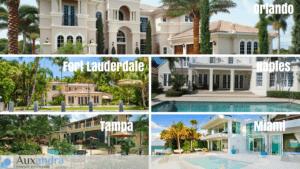 découvrez les types de villas à vendre en Floride