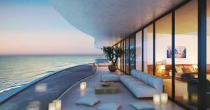 quels sont les prix des villas au bord de mer en Floride
