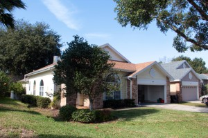 Villa à la vente à Orlando en Floride avec jardin