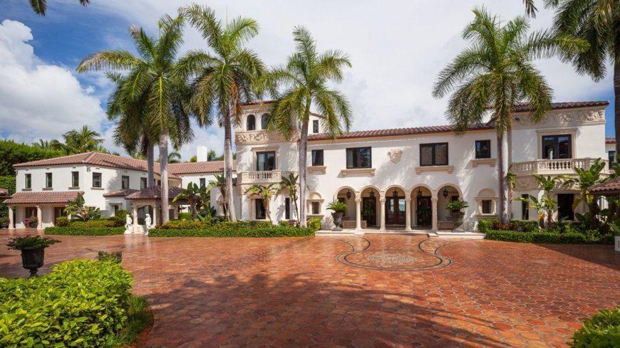 Villa de luxe à vendre à Fisher Island en à Miami