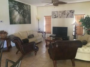 salon de la villa meublée vm4 a vendre en Floride