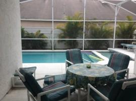 VILLA MEUBLEE Floride T5 130M² VM1