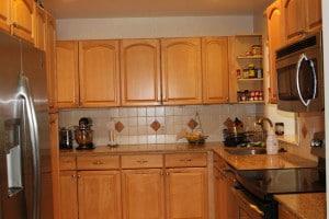 autre vue de la cuisine de la villa V7 en vente a orlando
