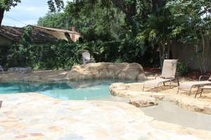 piscine V7 de la villa en vente a orlando