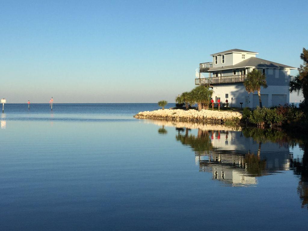 les maisons du bord de mer en floride - blog auxandra