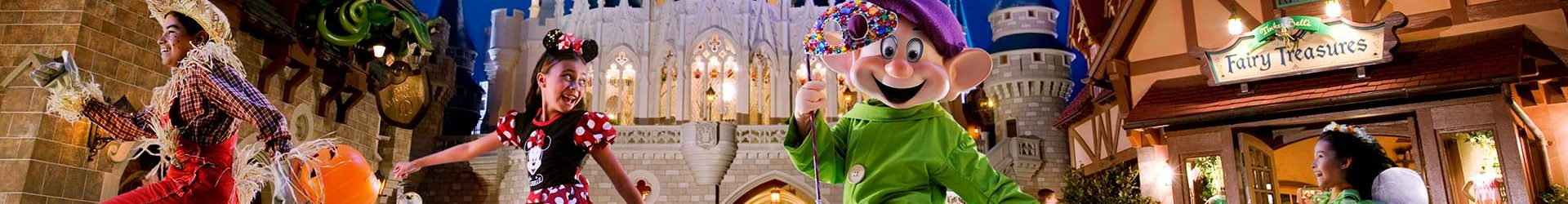 Magic Kingdom à Orlando en Floride